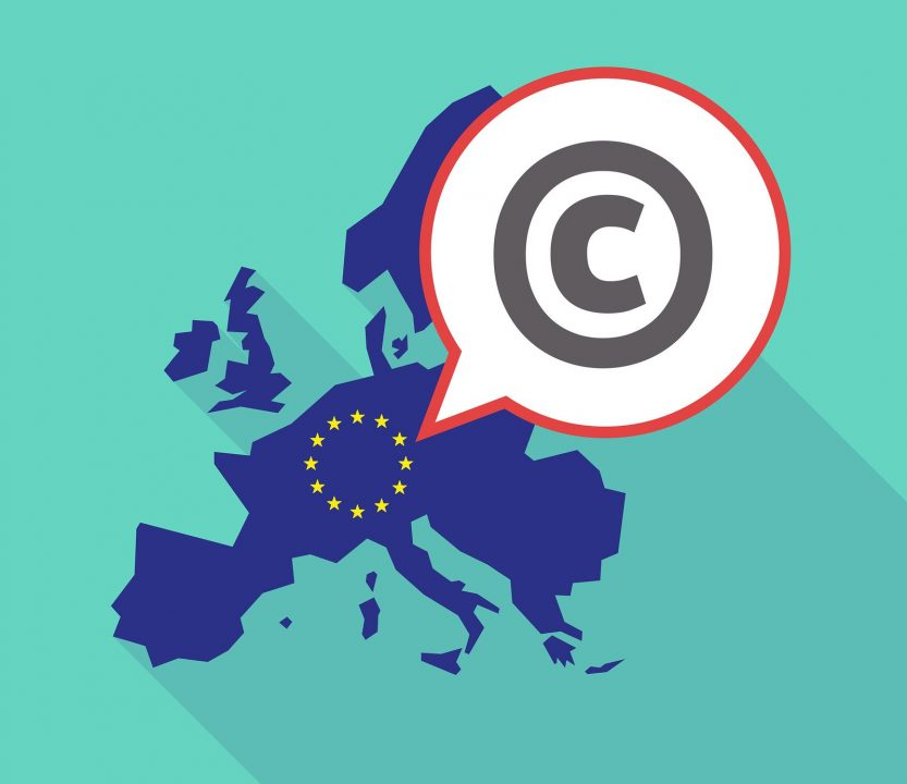 Approves Copyright Directive