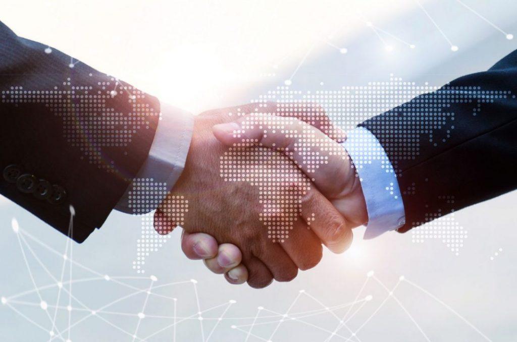 bigstock Business People Handshaking On 278855578