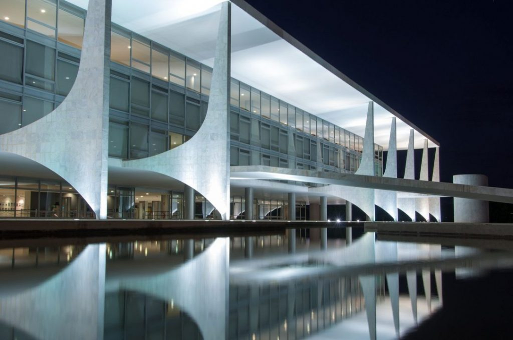 bigstock Planalto Palace 95055614