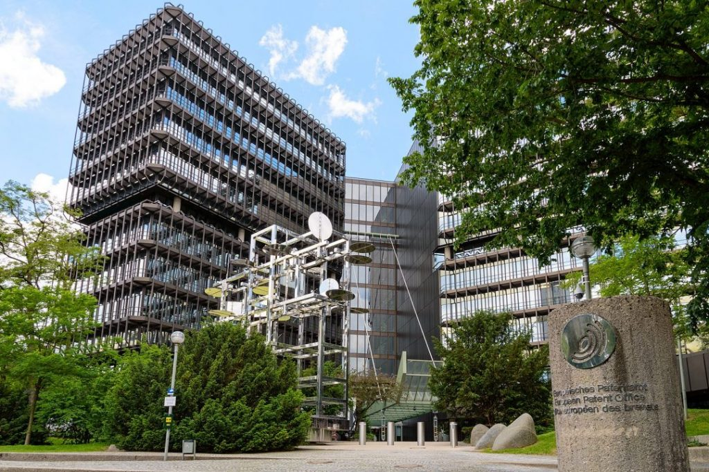 The European Patent Office - Patent Index 2019