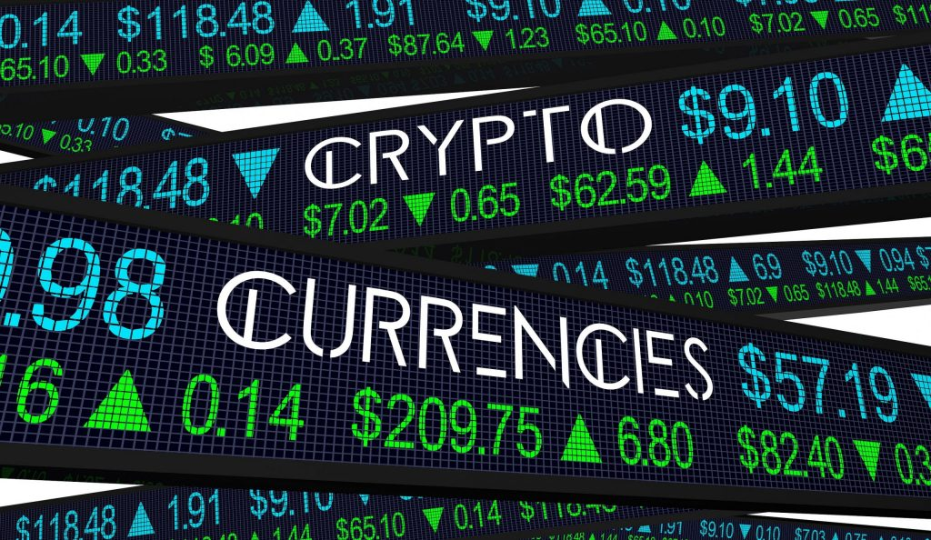bigstock Crypto Currencies Stock Market 409587907 min scaled 2